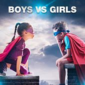 Boys Vs Girls (Non-Stop Hits) by Various Artists