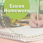 Easier Homework – Soft Music for Study, Stress Relief, Brain Power, Calm Down, Deep Focus, Concentration, New Age Music by New Age