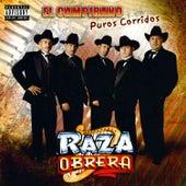 Play & Download El Campirano, Puros Corridos by Raza Obrera | Napster