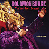 The Last Great Concert by Solomon Burke
