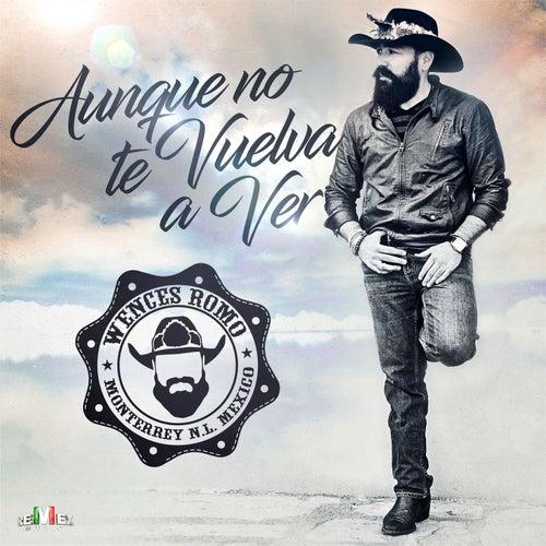 Aunque No Te Vuelva a Ver by Wences Romo