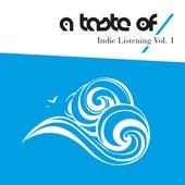 Indie Listening, Vol. 1 by Various Artists