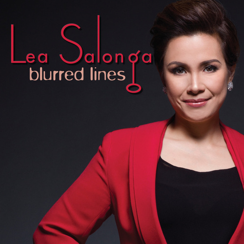 Blurred Lines by Lea Salonga