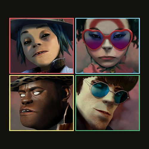 Let Me Out (feat. Mavis Staples & Pusha T) by Gorillaz