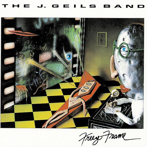 Freeze-Frame by J. Geils Band