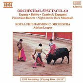 Play & Download Orchestral Spectacular by Various Artists | Napster