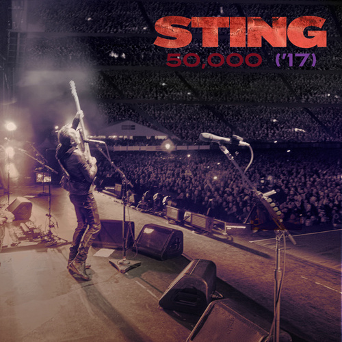 Play & Download 50,000 ('17) by Sting | Napster