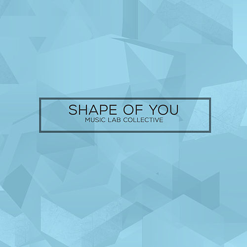 Shape Of You de Music Lab Collective