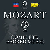 Mozart 225 - Complete Sacred Music von Various Artists