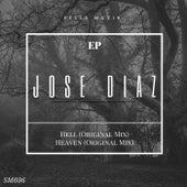 Heaven ep by Jose' Diaz