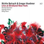 Live at Birdland New York by Richie Beirach