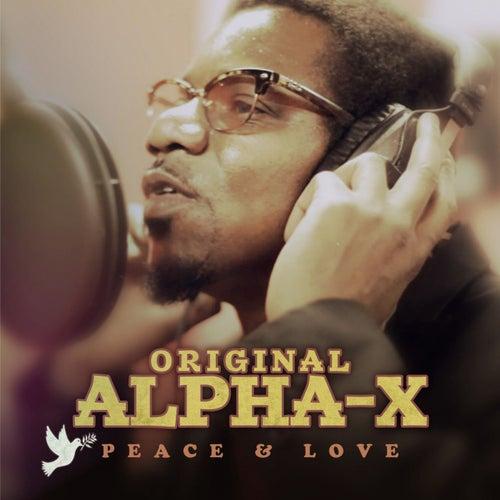 Peace & Love de AL-PHA-X