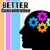 Better Concentration – Music for Study, Deep Focus, Nature Sounds, Healing Water, Stress Relief, Easy Exam by New Age