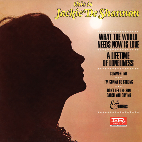 This Is Jackie DeShannon by Jackie DeShannon