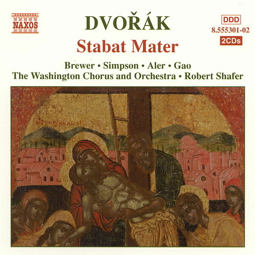 Play & Download Stabat Mater by Antonin Dvorak | Napster