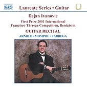 Guitar Recital by Dejan Ivanovic