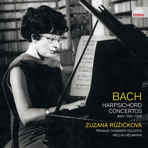 Bach: Harpsichord Concertos by Zuzana Růžičková