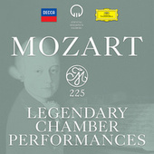 Mozart 225 - Legendary Chamber Performances by Various Artists