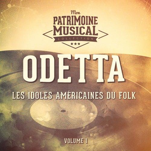 Les idoles américaines du folk : Odetta, Vol. 1 von Odetta