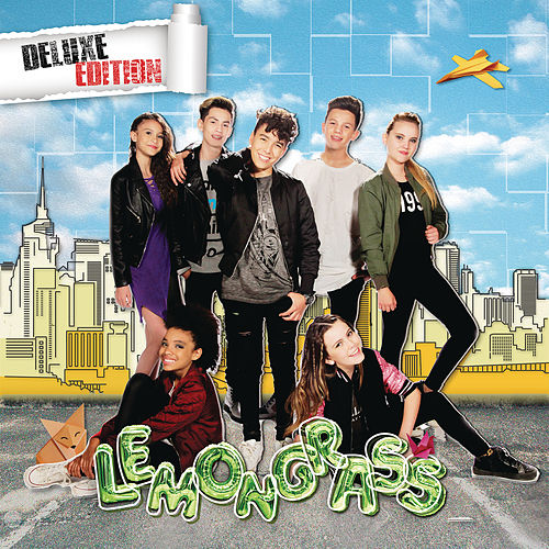 LemonGrass (Deluxe Edition) de Lemongrass