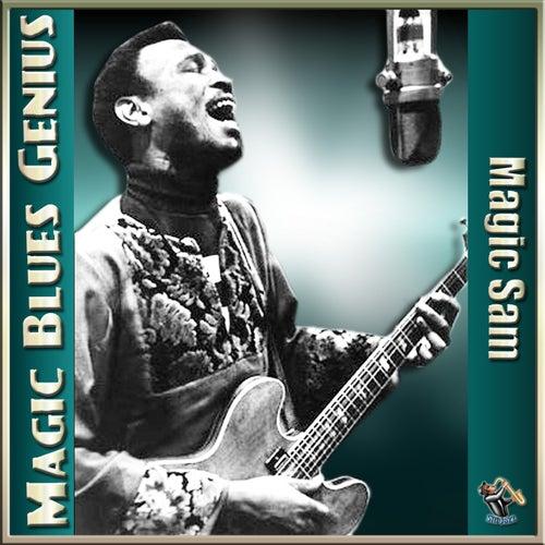 Play & Download Magic Blues Genius by Magic Sam | Napster