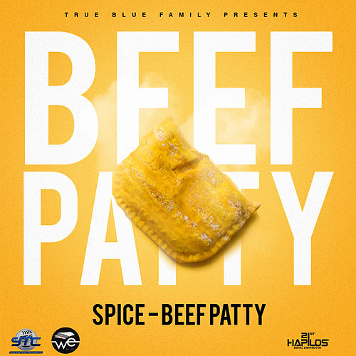Beef Patty by Spice