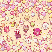 Play & Download Monsters Ate My Birthday Cake (Original Game Soundtrack) by disasterPEACE | Napster