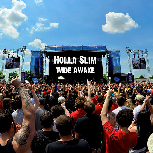 Play & Download Wide Awake by Holla Slim | Napster