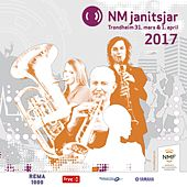 Nm Janitsjar 2017 - 1 divisjon by Various Artists