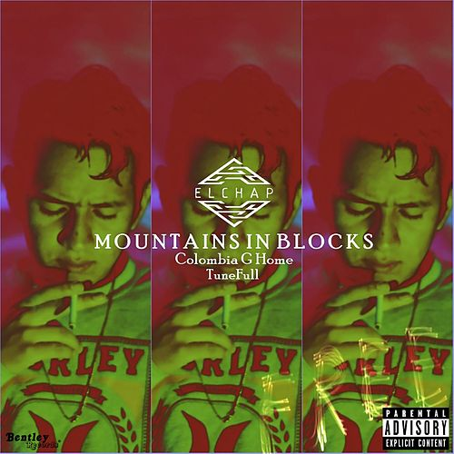 Mountain in Blocks by The Chap