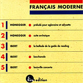 Français modern vol. 1:Honegger and Ibert by Louisville Orchestra