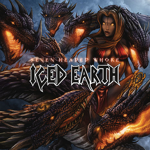 Play & Download Seven Headed Whore by Iced Earth | Napster