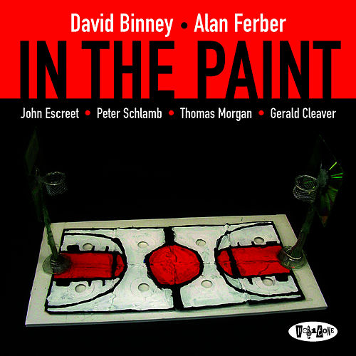 In The Paint by David Binney
