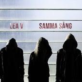 Samma sång by Leav
