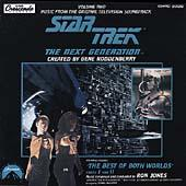 Play & Download Star Trek: The Next Generation Vol. 2 by Ron Jones | Napster