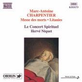 Messe des morts/Litanies von Marc-Antoine Charpentier