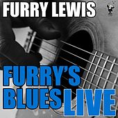 Furry's Blues Live by Furry Lewis