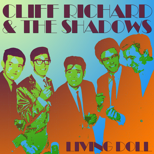Play & Download Living Doll by Cliff Richard | Napster