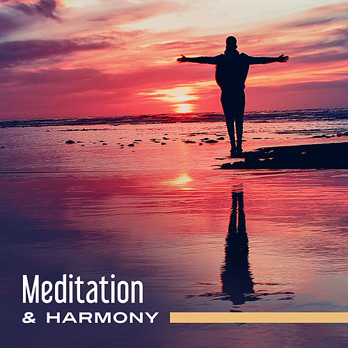 Meditation & Harmony – Relaxing Therapy for Mind, Sounds of Yoga, Deep Relief, Karma, Chakra, Peaceful Music for Meditation de Yoga Music