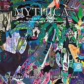 Mythica: Works for Violin and Piano by Emil Gryesten