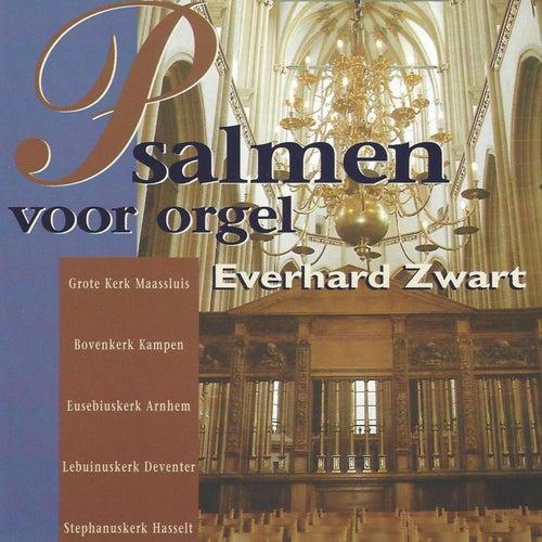 Psalmen voor Orgel de Everhard Zwart