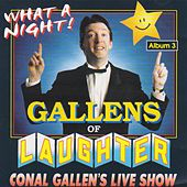 Gallens of Laughter (Live) by Conal Gallen