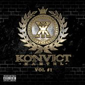 Konvict Kartel, Vol. 1 by Various Artists