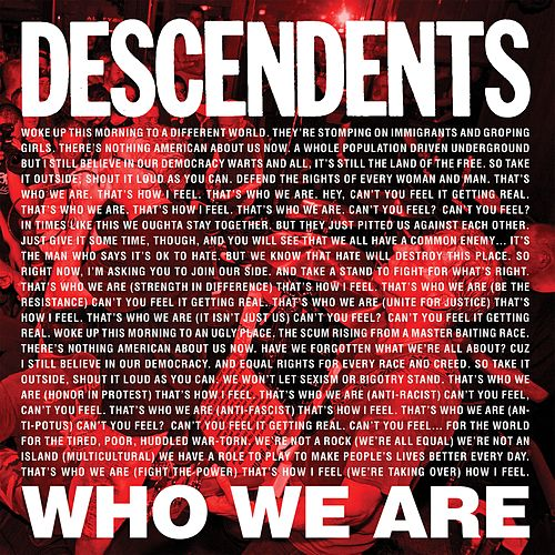 Who We Are by Descendents