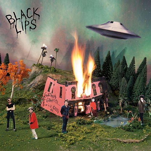 Squatting in Heaven by Black Lips