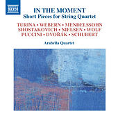 In the Moment: Short Pieces for String Quartet by Arabella Quartet