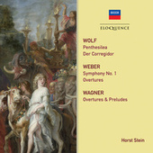 Wagner, Weber, Wolf: Orchestral Works by Horst Stein