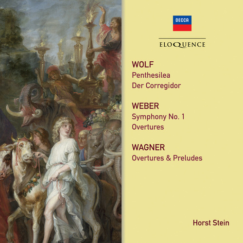 Wagner, Weber, Wolf: Orchestral Works di Horst Stein