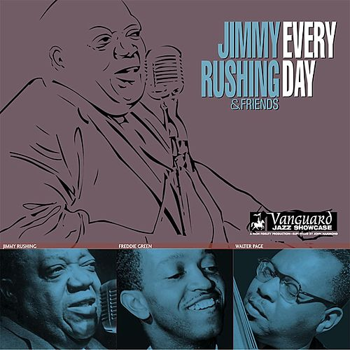 Everyday by Jimmy Rushing