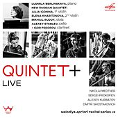 Play & Download Quintet+ (Live) by New Russian Quartet | Napster